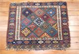 Purpose Of A Rug Pad Antique Persian Kurdish Kurd Jaff Bagface Rug Size 1 9 X2 1