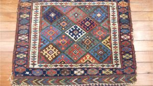 Purpose Of Rug Pad Antique Persian Kurdish Kurd Jaff Bagface Rug Size 1 9 X2 1