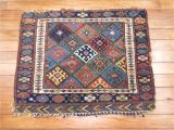 Purpose Of Rug Pads Antique Persian Kurdish Kurd Jaff Bagface Rug Size 1 9 X2 1