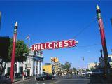 Que Ver En San Diego Usa Hillcrest San Diego Neighborhood Profile