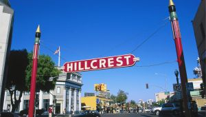 Que Ver En San Diego Usa Hillcrest San Diego Neighborhood Profile