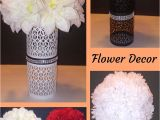 Quinceanera Table Centerpiece Ideas Create This Gorgeous Diy Flower Decor with One Stop to the Dollar