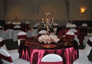 Quinceanera Table Centerpiece Ideas Cinderella Themed Wedding