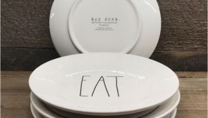 Rae Dunn Eat Dinner Plates Best 25 Plate Sets Ideas On Pinterest Dish Sets Dinner