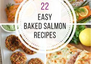 Recetas De Salmon Faciles 22 Best Ever Easy Baked Salmon Recipes You Need to Try Mariscos