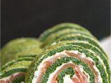 Recetas De Salmon Faciles Al Microondas Rollo De Salma N Y Espinacas Vegetariano Pinterest Espinacas