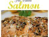 Recetas De Salmon Faciles Herb Garlic butter Foil Baked Salmon Recetas Para Cocinar