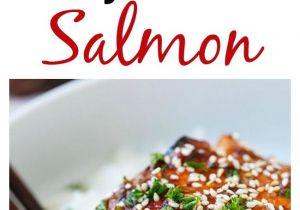 Recetas De Salmon Faciles Honey Sriracha Salmon Easy Spicy Sweet and Savory This Glazed