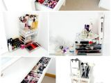 Recollections 5 Drawer Letterpress Cube Michaels Makeup and Beauty Storage Ikea Malm Dressing Table Muji Acrylic