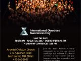 Red River Nm events Next 14 Days events Archive 2017 International Overdose Awareness