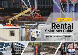 Rent Aerator Ace Hardware Herc Rentals solutions Guide by Herc Rentals issuu