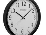 Replacement Battery Operated Clock Works Amazon Com La Crosse Technology Wt 3143a Int 14 Inch atomic Wall
