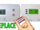Replacement Battery Operated Clock Works Honeywell thermostat Battery Replacement if thermostat Doesn T Work