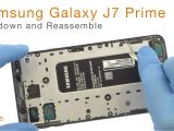 Replacement Battery Operated Clock Works Samsung Galaxy J7 Prime Teardown and Reassemble Fixez Com Youtube