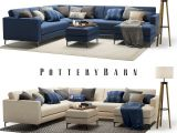 Replacement Cushions for Pottery Barn Pearce sofa Pottery Barn Sectional sofas Fresh sofa Design
