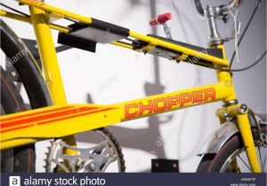 Restaurant Supply Store Raleigh Raleigh Chopper Bicycle Stockfotos Raleigh Chopper Bicycle Bilder