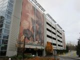 Retail Rental Space Columbus Ohio Cambridge Discovery Office Park Parking Garage Completed by Ohio