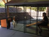 Retriever Lodge Expandable Kennel This is the Retriever Lodge Dog Kennel From Tractor Supply
