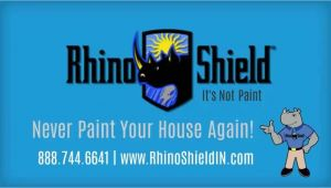 Rhinoshield Never Paint Your House Again Rhino Shield Never Paint Your House Again Youtube