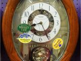 Rhythm Musical Clocks with Movement Quot Rhythm Quot Musical Wall Clock Quot Joyful Glory Quot Magic Motion 30