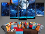 Rick and Morty 5 Piece Canvas Rick and Morty 5 Piece Canvas the Window Shopping