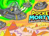 Rick and Morty Pocket Mortys Recipe List Image Pocket Mortys Multiplayer Jpeg Rick and Morty Wiki