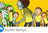 Rick and Morty Pocket Mortys Recipe List Pocket Mortys Recenze Hry Youtube