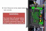 Rinnai Tankless Water Heater Code 11 Ef 61 Blower Operation Error Youtube