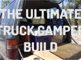 Rollaway Bed Big Lots the Ultimate Diy Truck Bed Camper Build for Camping and Living In