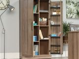 Room Essentials 5 Shelf Trestle Bookcase assembly Instructions Homeplus Storage Cabinet 422428 Sauder