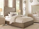 Rooms to Go sofia Vergara Bed sofia Vergara Paris Silver 5 Pc King Upholstered Bedroom