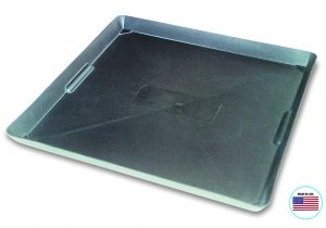 Round as A Dishpan Deep as A Tub Amazon Com Wirthco 40092 Funnel King Drip Tray Black 22 X 22 X