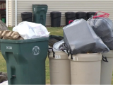 Rumpke Large Item Pickup Frigid Temps Cause Delay for Rumpke Recycling Collection