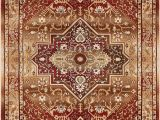 Rustic Texas Star area Rugs Amazon Com Well Woven Tribal Elegance Red Modern Persian Medallion