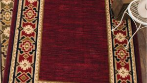 Rustic Texas Star area Rugs Rancho Rosa Rug 3 X 4 townhouse and House