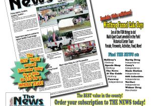 San Antonio Bulk Pickup Schedule 2019 the Guide 6 14 2018 by the News Buchanan County Review issuu