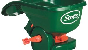 Scotts Hand Spreader Settings Chart Fertilizer Spreader Buying Guide