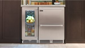 Shallow Depth Under Cabinet Refrigerator Wine Storage Perlick Wine Refrigerator Perlick Wine Cooler