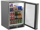 Shallow Depth Undercounter Beverage Fridge Undercounter Refrigerators From Marvel Refrigeration
