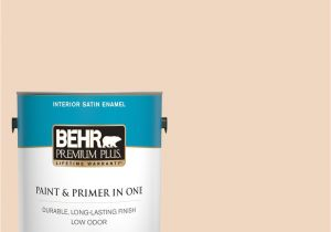 Sherwin Williams Light French Grey Behr Behr Premium Plus 1 Gal Ppu4 10 Porcelain Skin Satin Enamel Low
