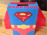 Shoe Box Valentine Holder Harrison S Superman Valentine Box Mommy Things Valentine Box