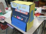 Shoe Box Valentine Holder Pac Man Valentine S Day Box Packing Man Valentine S Day Box