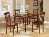 Simple Living 5 Piece tobey Compact Round Dining Set Espresso 5 Piece Dining Table and Chairs Set Free