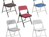 Sit On It Seating Chair Builder Body Builder Premium Lightweight Plastic Folding Chair by National