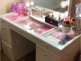 Slay Station Table top Slaystationa Plus 2 0 Tabletop Glow Plus Vanity Mirror Drawer