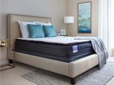 Sleep Number Bed Limited Edition Hush 11 Pillow top Encased Coil Mattress