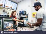 Small Appliance Repair Vero Beach Fl Fast Food Cashier Stockfotos Fast Food Cashier Bilder Alamy