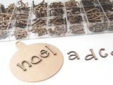 Small Metal Letters for Crafts Free Access Wood Words Craft You Here