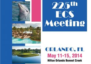 Smart Recovery Meetings In San Diego 225th Ecs Meeting Meeting Program by the Electrochemical society