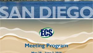 Smart Recovery Meetings In San Diego 229th Ecs Meeting San Diego Ca by the Electrochemical society issuu